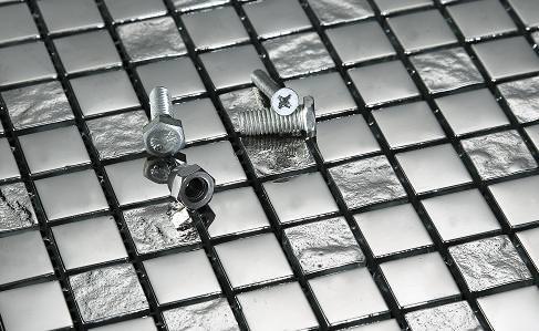 White Penny Tile >> Intermatex USA - Comercialización y venta en USA de mosaicos cerámicos y vítreos